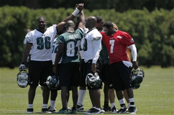 """Michael Vick Is Talking """"Dynasty"""" For The Birds"""