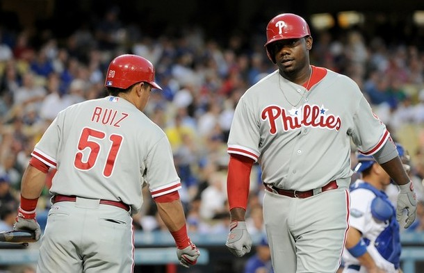Notes From The Phillies' 10-6 Loss To Cincinnati