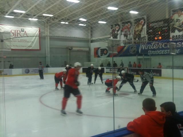 Players to Watch at Flyers Rookie Camp