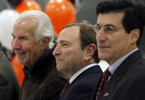 Snider, Owners Under Fire as NHL Lockout Rumors Continue