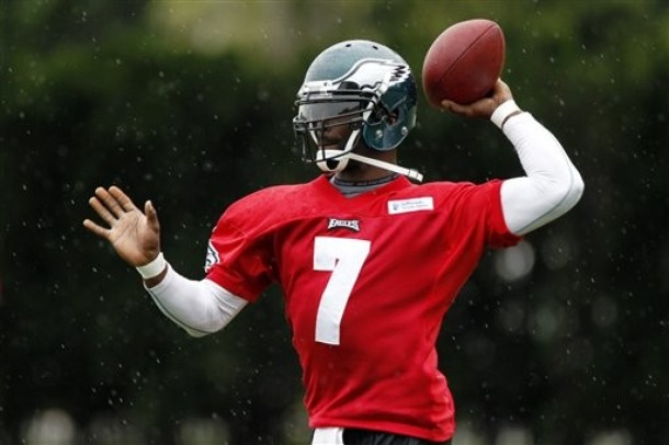 Michael Vick Is Excited For The Upcoming Season