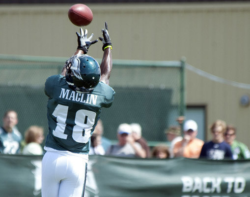 Maclin, Other Injured Reserve Returnees Hope To Make Impact