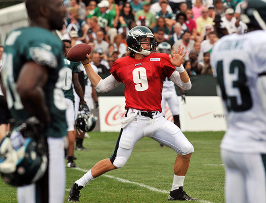 Nick Foles Continues His Hot Streak Through The Weekend