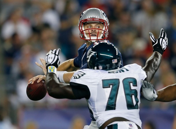 Eagles Defense Plays Hard, But Must EliminateThe Penalties