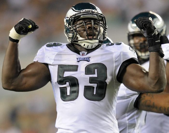 Eagles Trade Moise Fokou And Greg Lloyd To Indianapolis