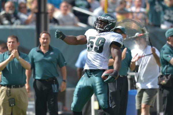 A Preview Of The Eagles' 2013 Linebackers