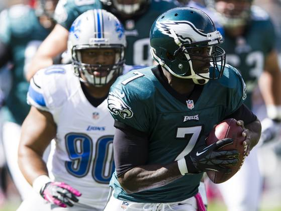 Coaching Issues, Offensive Line Struggles Impacting Vick