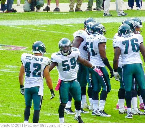 There Have Been Plenty Of Opportunities For Eagles Leadership To Stand Up