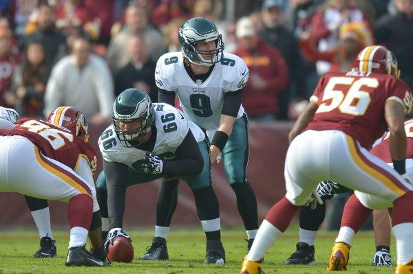 Eagles Are Blown Out By A Bad Redskins Football Team