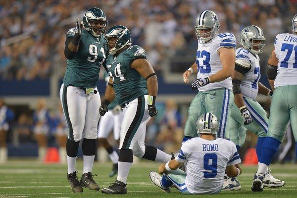 """Eagles """"D"""" Line Likely To Struggle Early In Transition From Wide-Nine"""