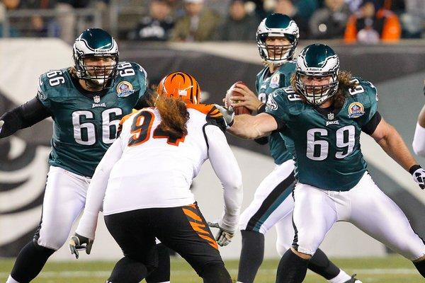 Reid on:  Foles And Vick, Washburn, Brown and Injuries