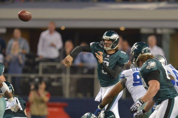 Eagles Are Going To Air It Out Against Tampa Bay