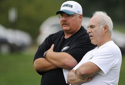 With Andy Reid Fired, Jeffrey Lurie Ramps Up Search For A Coach