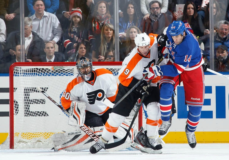 Offense, Special Teams Flop in 2-1 Loss to Rangers