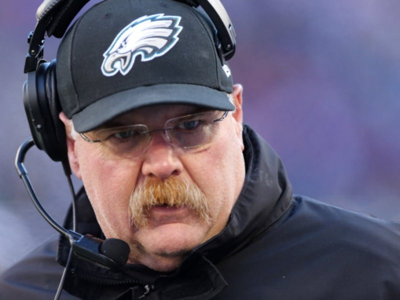Reports:  Andy Reid Has Been Hired By The Chiefs