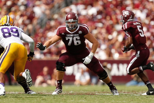 Bevy Of Offensive Linemen In 2013 NFL Draft