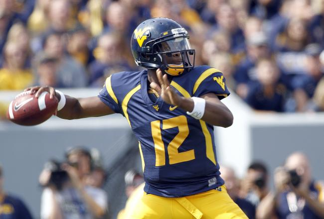 Report:  Geno Smith Visiting Eagles Today