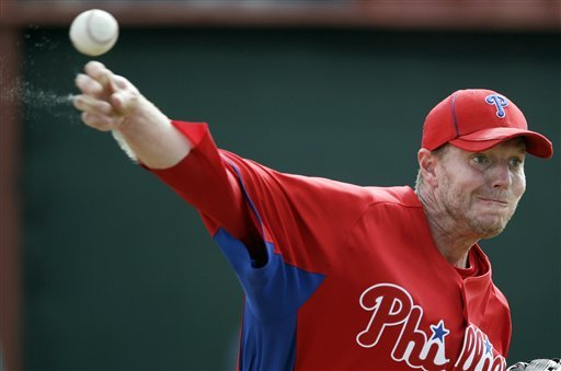 Roy Halladay Gets Rave Reviews From Batting Practice Stint