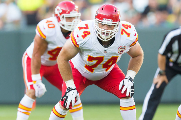 Eagles Pursuing Former Chiefs Right Tackle, Eric Winston