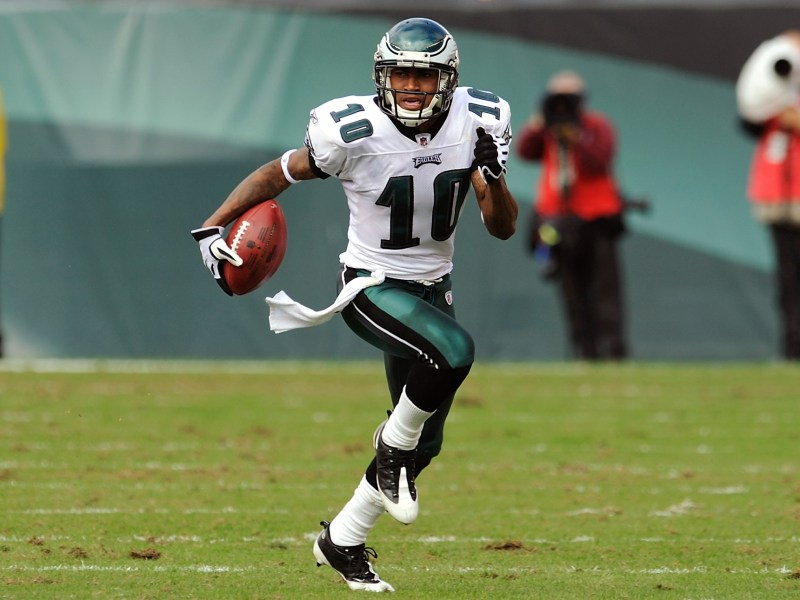 "DeSean Jackson:  ""Chip Kelly has come in and installed energy in this building"""