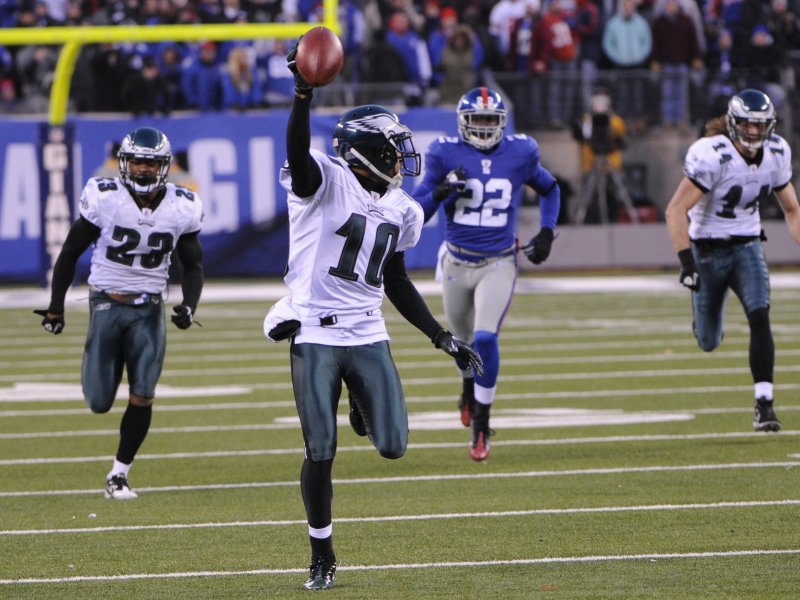DeSean Jackson's Punt Return Voted NFL's Greatest Play
