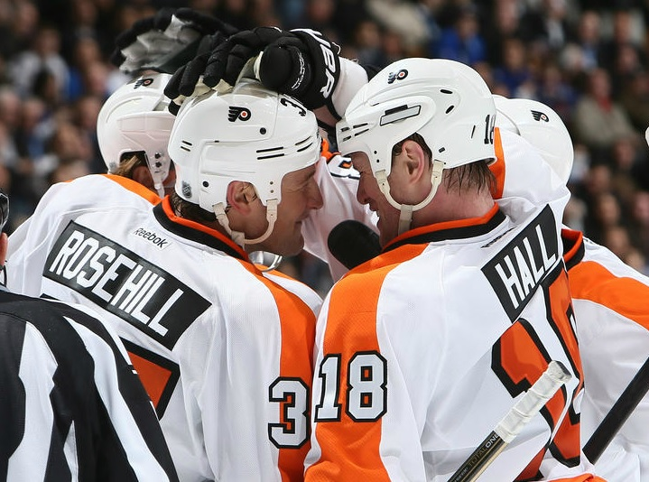 Improbable Streak Continues as Flyers Win Fourth Straight