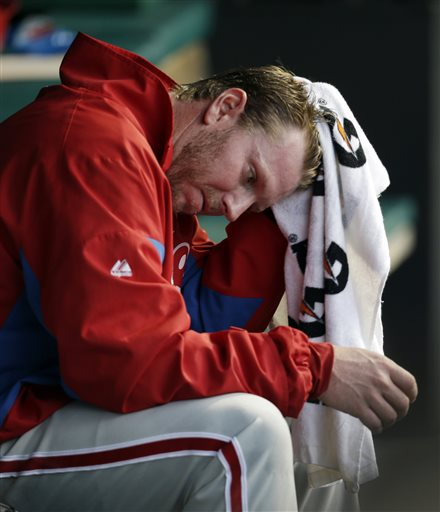 Notes From The Phillies' 14-2 Loss To Cleveland