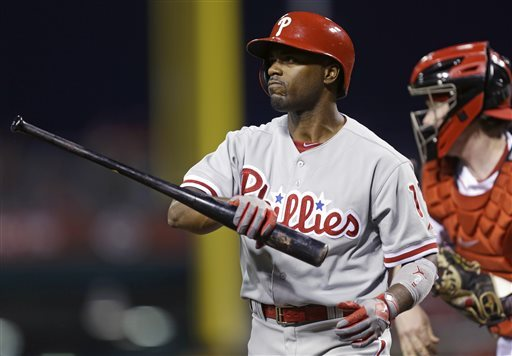 Report: Phillies Want To Trade Jimmy Rollins