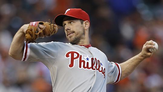 Notes From The Phillies' 2-0 Win Over Chicago