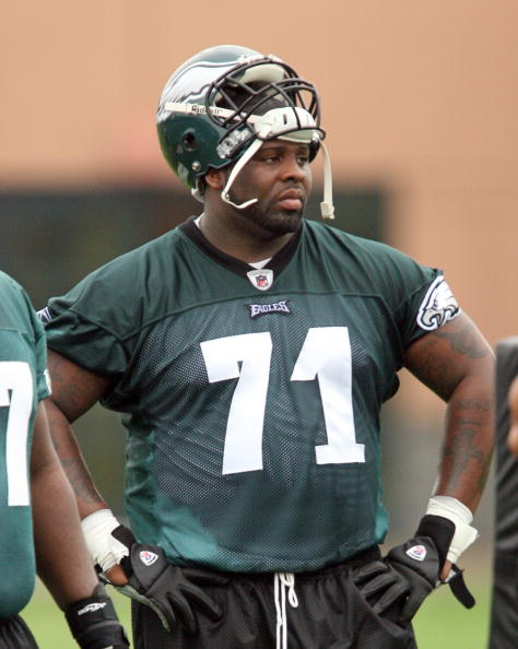 Report: Jason Peters Pulled Himself Out Of Game