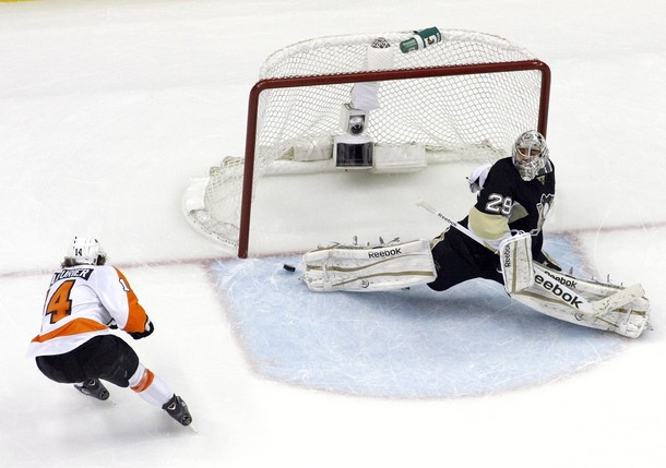 Flyers Ink Couturier to Two-Year Extension