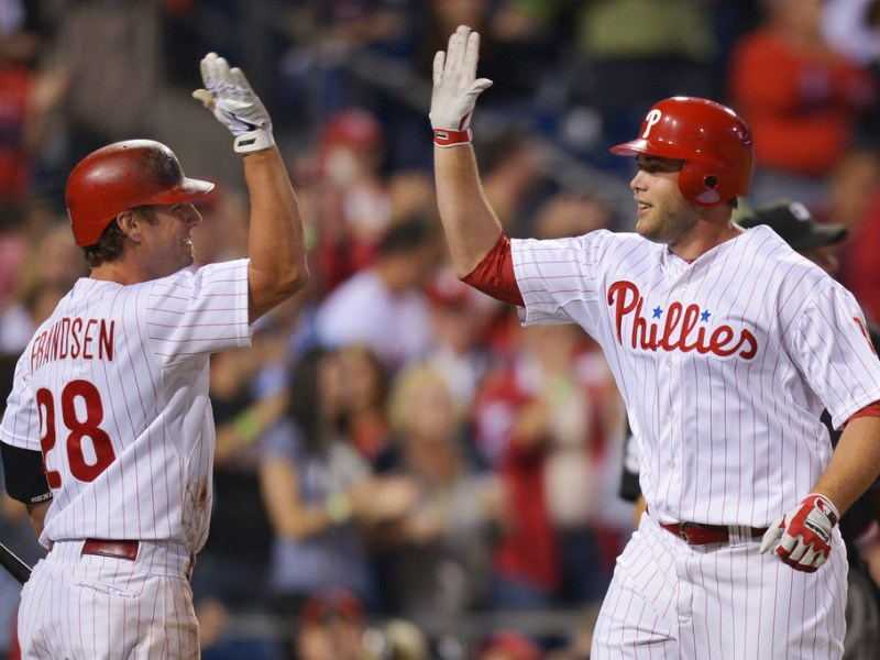 Phillies News And Notes: Frandsen Outrighted, Fifth Starter Spot Still Up For Grabs