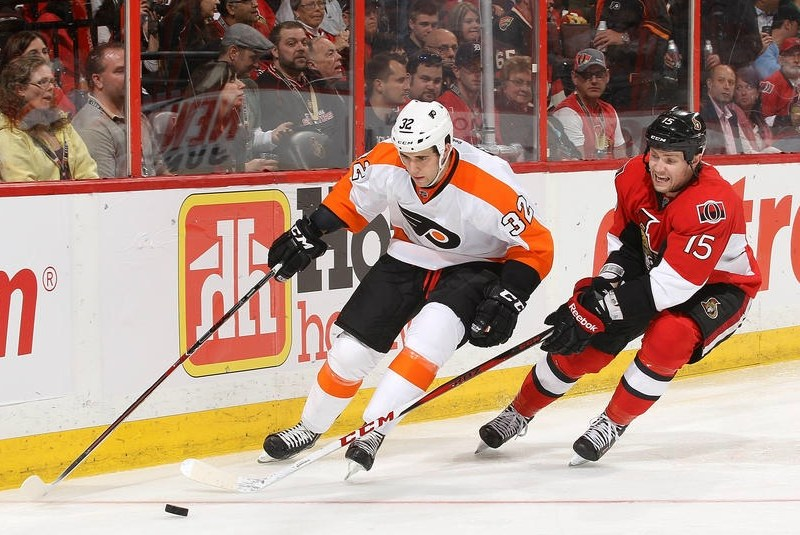 Flyers Qualify Just Four RFAs in Start of Hextall Era