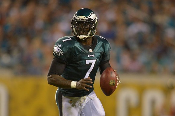 Vick Should Not Take Another Snap As Eagles' QB