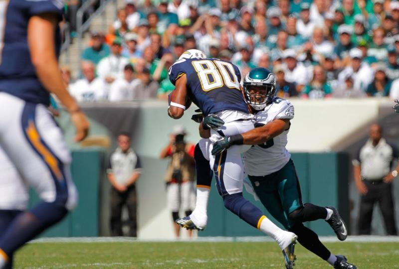 Eagles Defense Had No Answer For Phillip Rivers And The Chargers