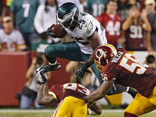 Eagles-Redskins Pregame Thoughts