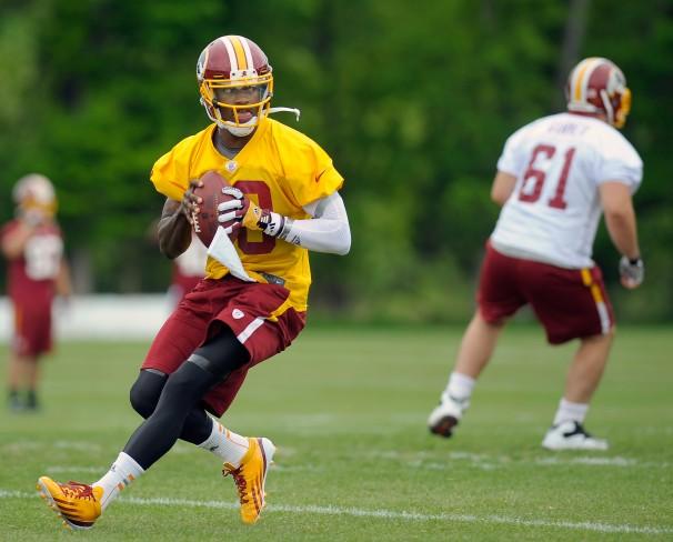 NFL Week 7 Reactions: Is RG III Back?