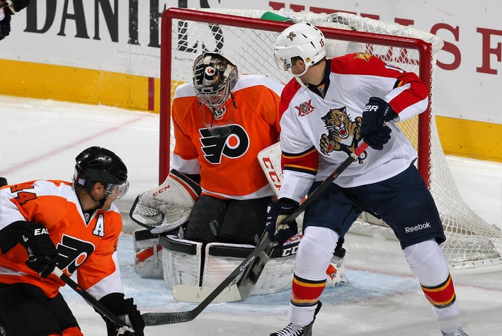 Mason Carries Flyers to First Win of the Berube Era
