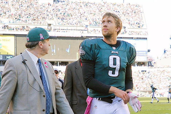 All-22:  Maybe Nick Foles Suffered The Concussion Earlier Than We Thought?