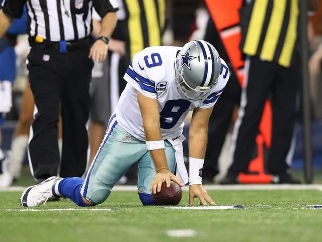 Dallas Cowboys QB Tony Romo Undergoes Back Surgery