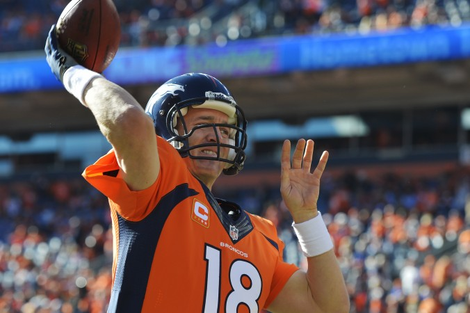 Manning Outplayed Brady As Broncos Earned Trip To Super Bowl