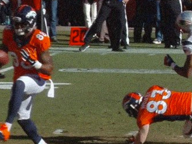 Wes Welker's Move Not Intentional, But Cowardly