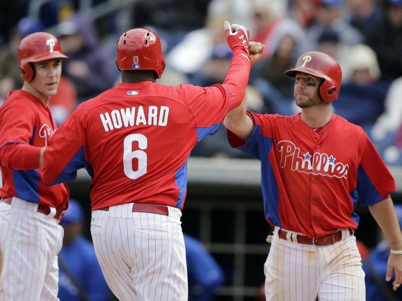 Notes From The Phillies' 4-3 Loss To Toronto