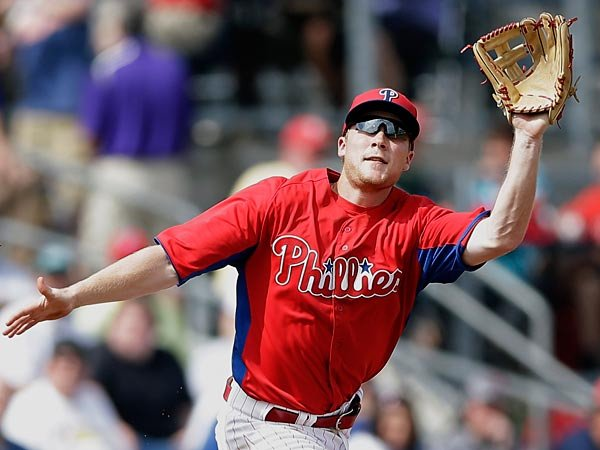 Notes From The Phillies' 11-3 Win Over Houston