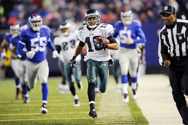 DeSean Jackson Is Making A Mistake By Missing Practice