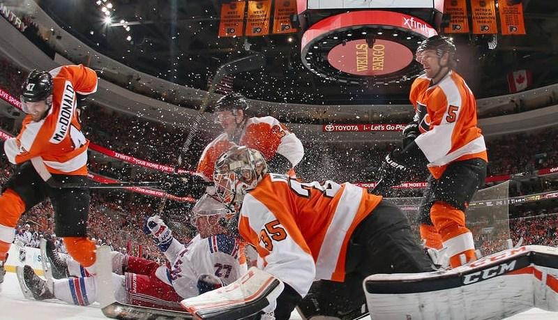 Steve Mason, Flyers Even Series Again