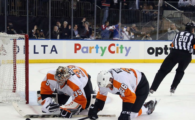 Game Seven Loss a Microcosm for Flyers Season