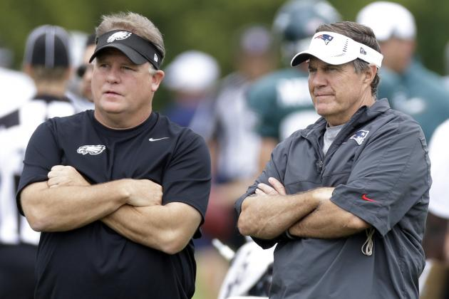 Could Chip Kelly Be Emulating Bill Belichick?