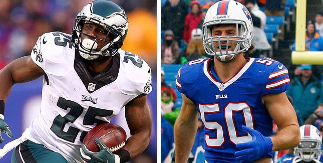Rex Ryan Was Shocked About LeSean McCoy Being Available