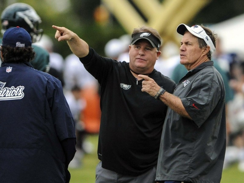 S.I. Compares Chip Kelly To Walsh and Belichick